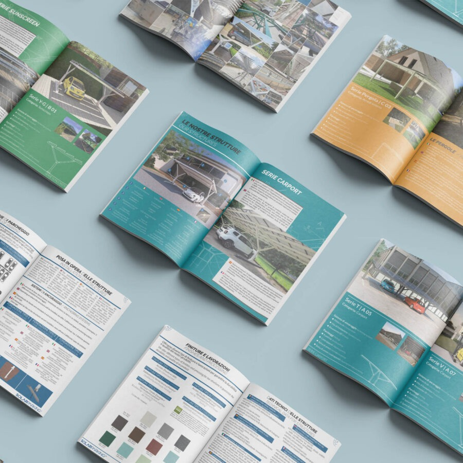 Solarparking S.r.l. – Catalogo generale 2021