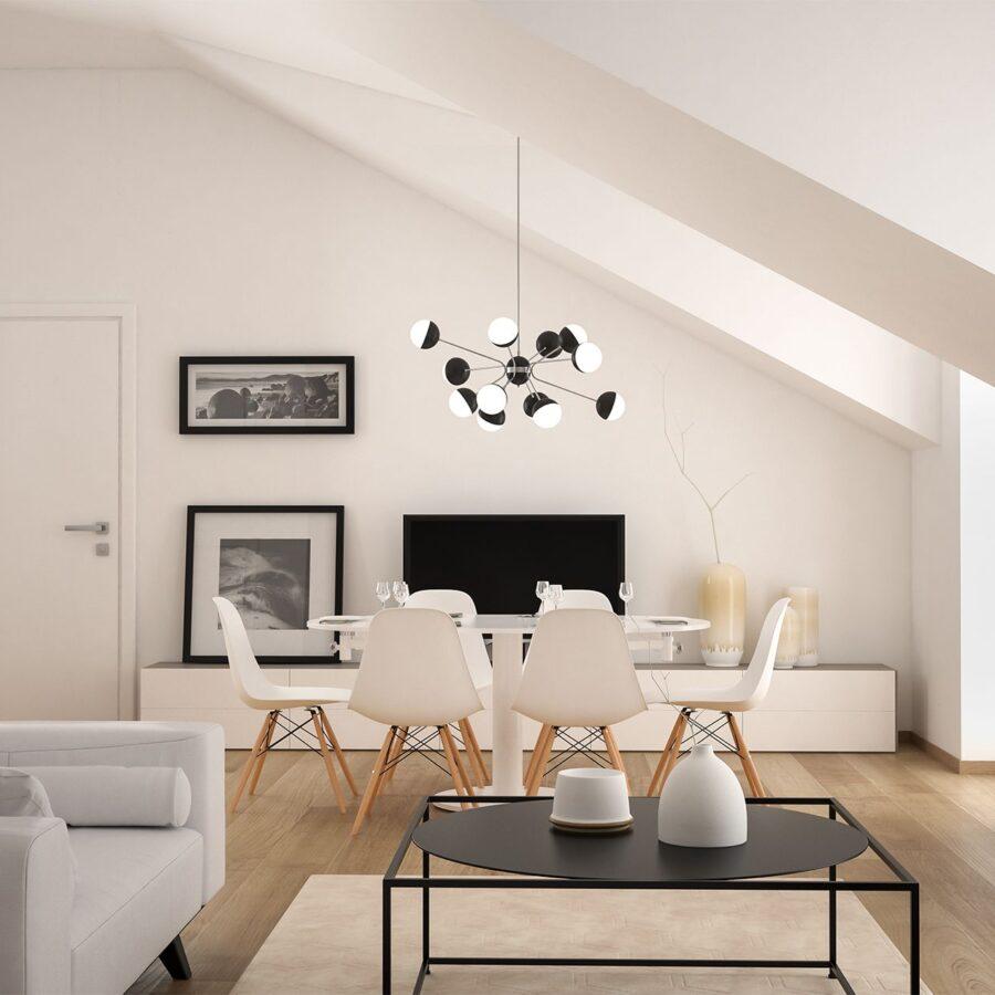 Minimalist interior – Della Torre immobiliare