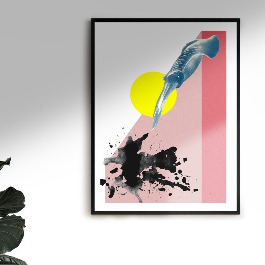 Blu e nero #6